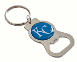 Kansas City Royals Metal Keyring & Bottle-opener